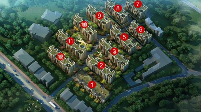 井冈山哪个楼盘有公寓在卖?